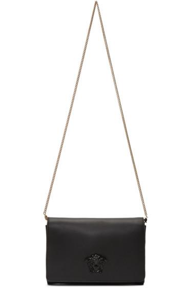 Versace - Black Medusa Bag