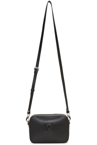 Versace - Black Medusa Camera Bag