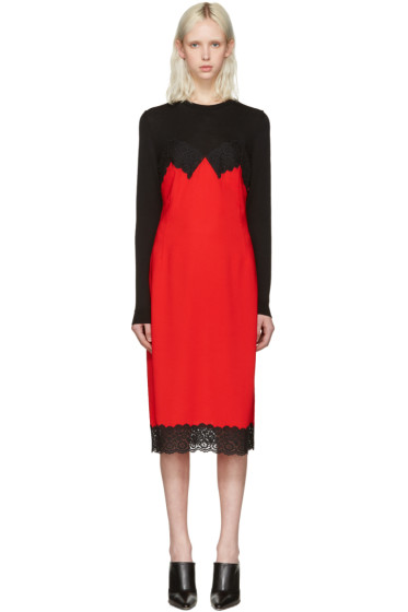 Altuzarra - Red Debbie Dress