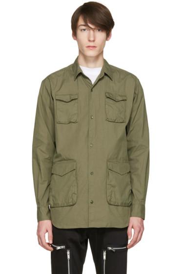 Undercover - Khaki Military Shirt
