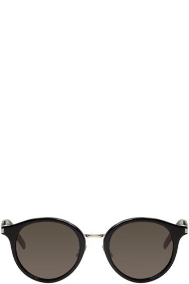 Saint Laurent - Black SL 57 Sunglasses