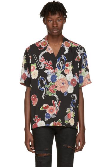 Saint Laurent - Multicolor Love Shirt