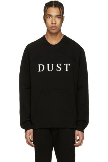 Julius - Black 'Dust' Pullover