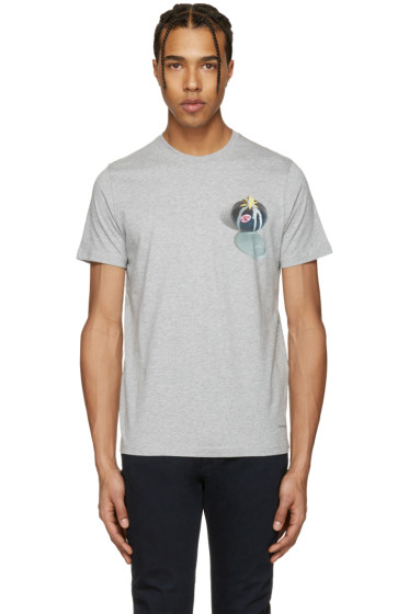PS by Paul Smith - Grey Tomato T-Shirt