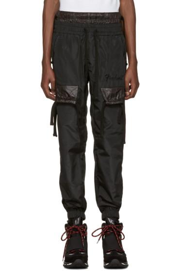 KTZ - Black Jogger Trousers