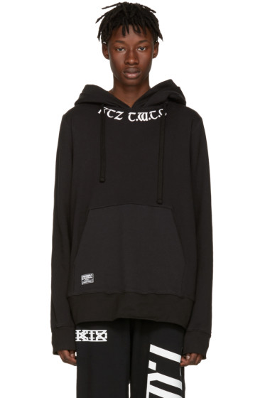KTZ - Black 'The World To Come' Hoodie