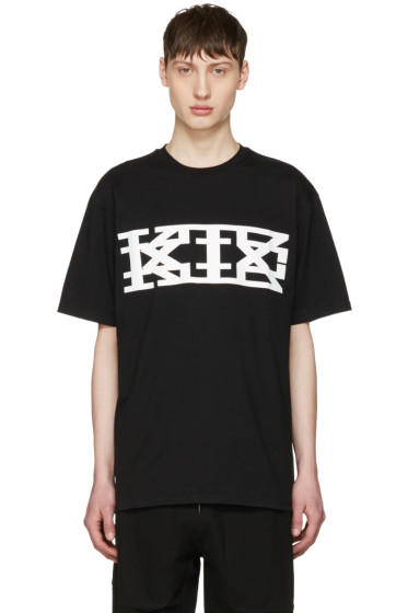 KTZ - Black Classic Logo T-Shirt