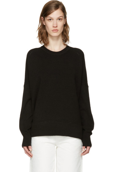 6397 - Black Beach Terry Pullover