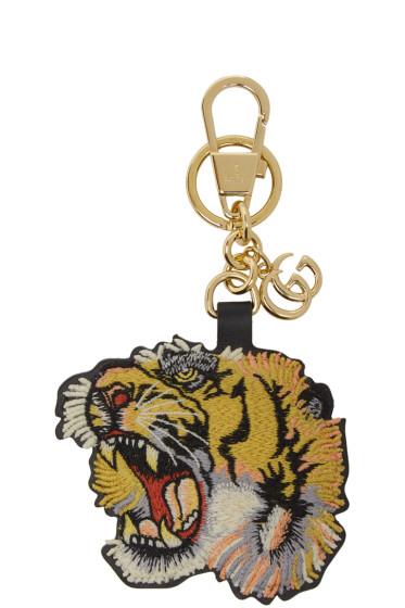 Gucci - Multicolor Tiger Keychain