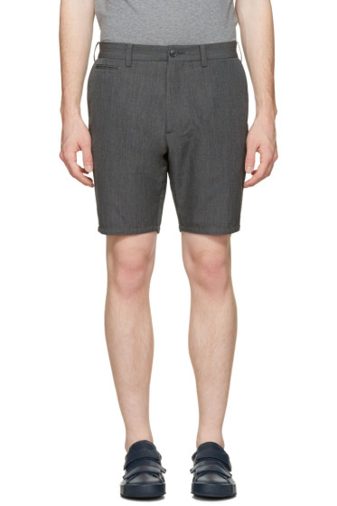 Nanamica - Grey Club Shorts
