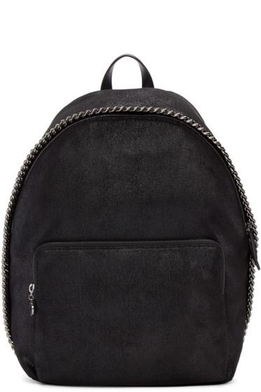 Stella McCartney - Black Falabella Backpack