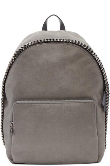 Stella McCartney - Grey Falabella Backpack