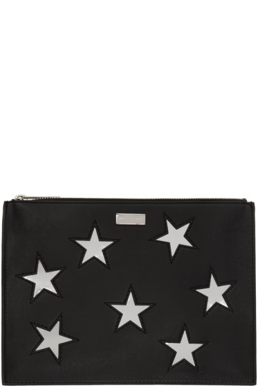 Stella McCartney - Black Star Pouch