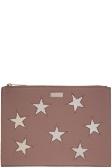 Stella McCartney - Pink Star Pouch