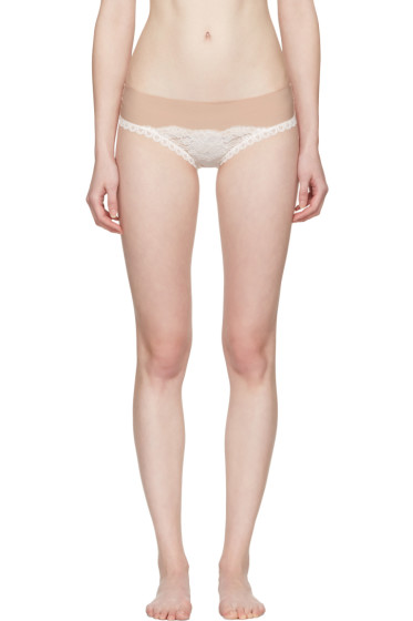 Stella McCartney - Pink Bella Admiring Bikini Briefs