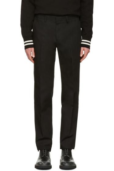 Calvin Klein Collection - Black Exact Trousers