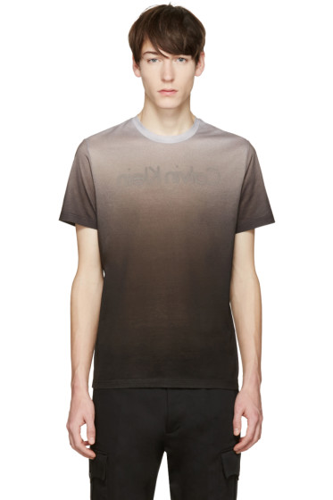 Calvin Klein Collection - Grey Podlas T-Shirt