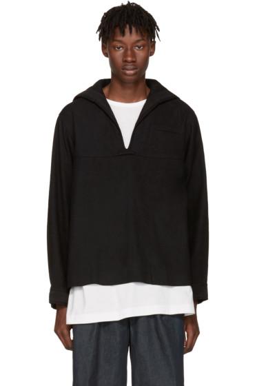 Visvim - ブラック シーフェアラー シャツ