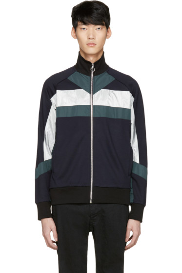 Tim Coppens - Navy XTC Track Jacket