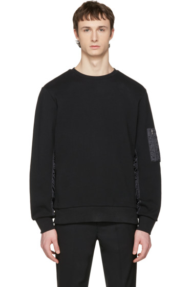 Tim Coppens - Black MA-1 Pullover