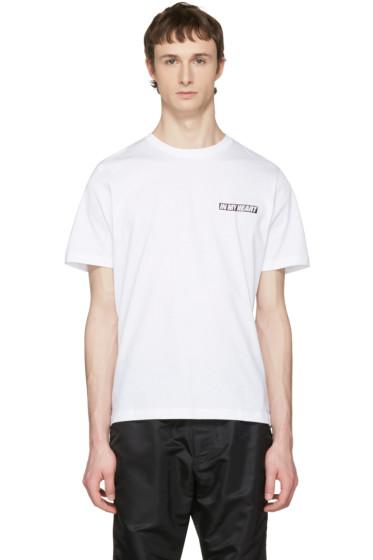 Tim Coppens - White Acid T-Shirt