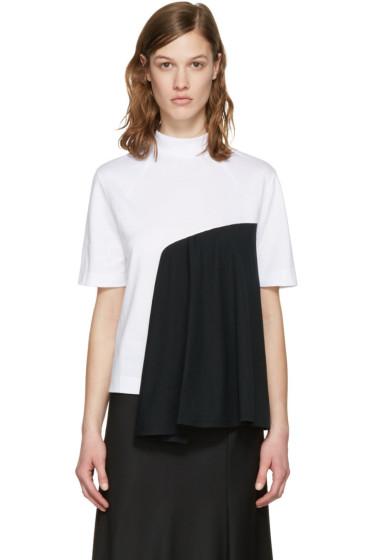 Facetasm - White Panel T-Shirt