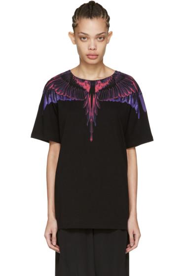 Marcelo Burlon County of Milan - Black Alejandra T-Shirt