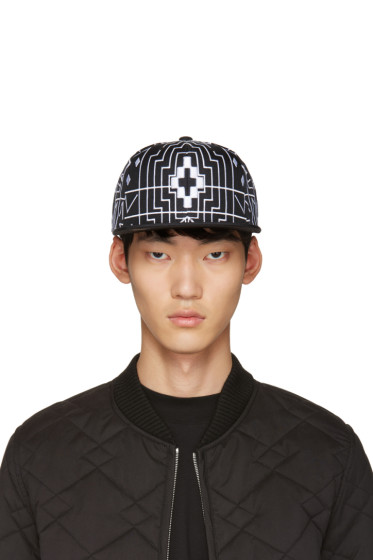 Marcelo Burlon County of Milan - Black Starter Edition Salomon Cap