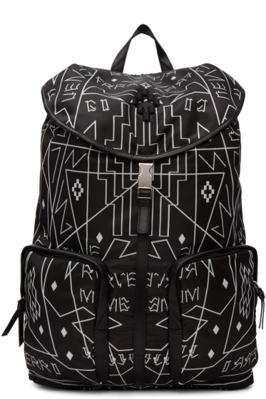 Marcelo Burlon County of Milan - Blakc Salomon Backpack