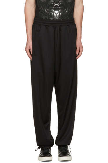 Marcelo Burlon County of Milan - Black Zacarias Lounge Pants