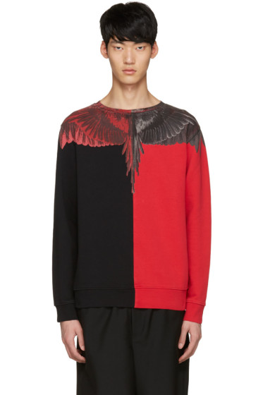 Marcelo Burlon County of Milan - Red Paz Pullover