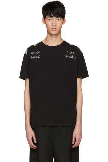 Marcelo Burlon County of Milan - Black Placido T-Shirt
