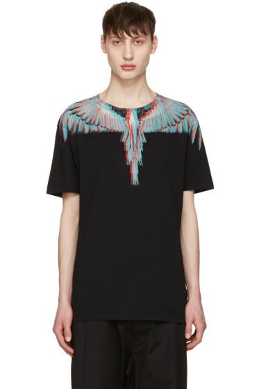 Marcelo Burlon County of Milan - Black Salvador T-Shirt