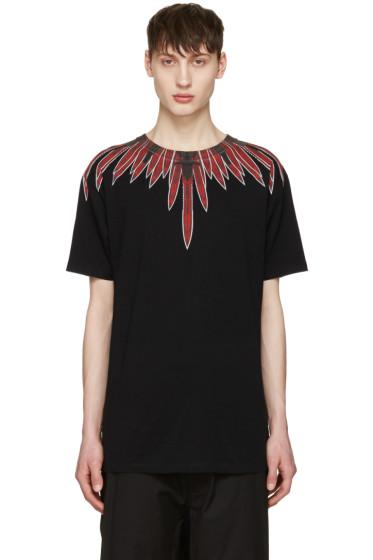 Marcelo Burlon County of Milan - Black Teodoro T-Shirt