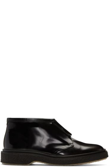 Adieu - ブラック タイプ 3 ブーツ