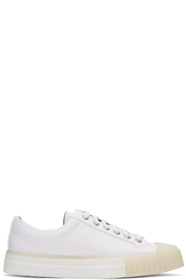 Adieu - White Type W.O. Sneakers