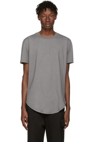 Pyer Moss - Grey Ryan T-Shirt
