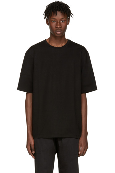 Pyer Moss - Black Round 2 Crew T-Shirt