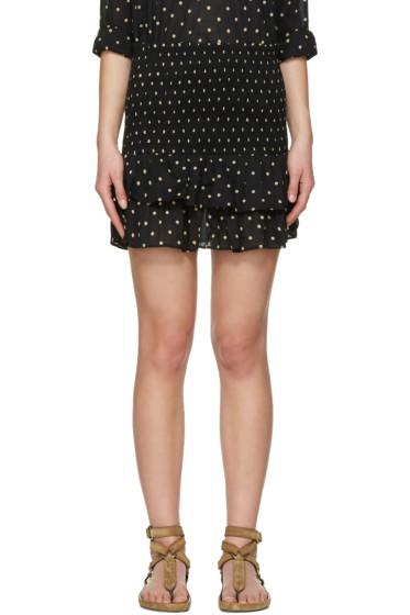 Isabel Marant Etoile - Black Malfos Miniskirt