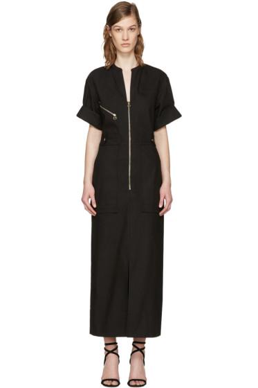 Isabel Marant - Black Workwear Toby Dress