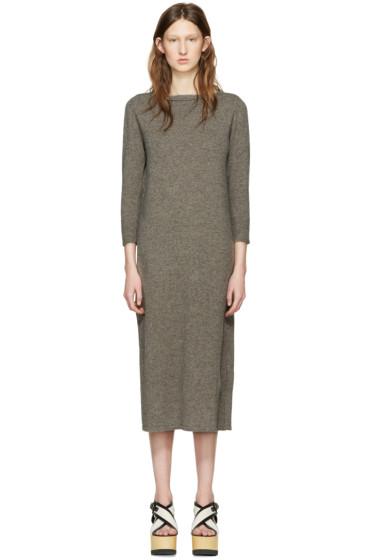 Isabel Marant - Grey Cara Knit Dress