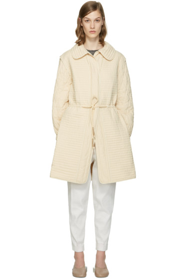 Isabel Marant - Ecru Boyd Coat