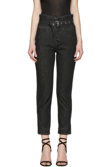 Isabel Marant - Black Evera Jeans