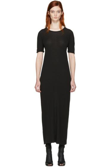 Boris Bidjan Saberi - Black Mid Dress