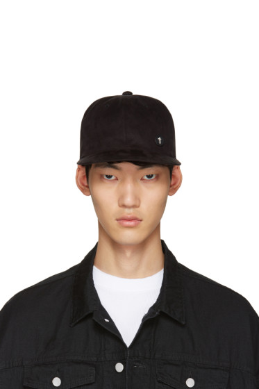 Diet Butcher Slim Skin - Black Microsuede Cap