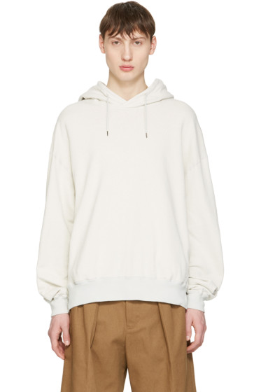 Undecorated Man - Grey French Terry Hoodie