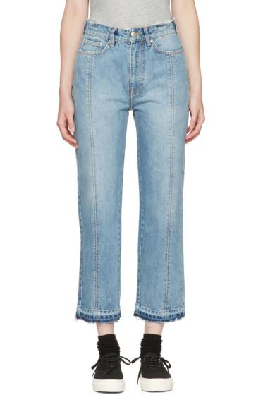 Won Hundred - Blue Deedee 2 Jeans