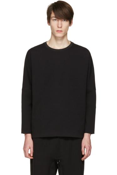 OAMC - Black Pandemonium Pullover