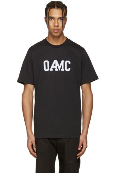 OAMC - Black Isle Logo T-Shirt