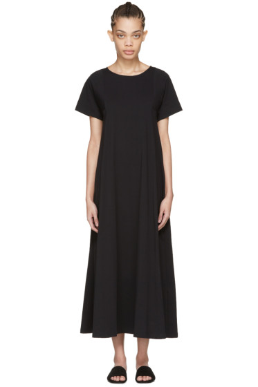 Lemaire - Black T-Shirt Dress